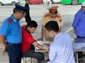 Phát hiện 1 tài xế dương tính với ma tuý tại bến xe Yên Nghĩa