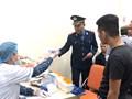 Phát hiện lái xe dương tính với ma túy tại Bến xe Giáp Bát