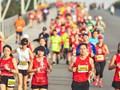 TP HCM cấm xe trên nhiều tuyến đường để tổ chức giải Marathon Quốc tế