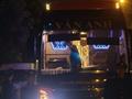 """TTGT quận Cầu Giấy """"bắt sống"""" xe khách chạy sai hành trình lúc rạng sáng"""
