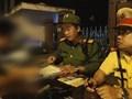 Quảng Ngãi: Vi phạm nồng độ cồn, tài xế bị phạt 35 triệu đồng