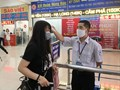 Khai báo y tế bắt buộc đối với hành khách: Kiểm soát chặt nhằm phòng chống dịch bệnh