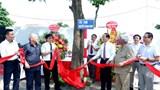 Hà Đông: Gắn biển tên 2 đường phố mới
