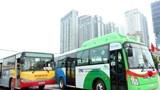 Hà Nội mở mới 4 tuyến xe buýt trợ giá sử dụng nhiên liệu sạch