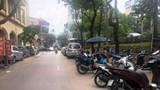 [Điểm nóng giao thông] Lộn xộn trên phố Phạm Hồng Thái