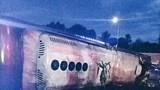 Đồng Nai: Tai nạn xe khách khiến 2 người tử vong, 17 người bị thương