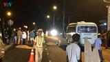 2 vợ chồng ở Bình Định tử vong khi va chạm với xe tải