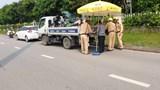 Hà Nội: Nhiều người bị giữ xe, phạt tiền ngay khi vừa rời quán nhậu