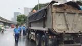 Xử lý nghiêm xe tải chở phế thải, vật liệu gây mất vệ sinh môi trường