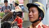 Gặp chàng CSGT Đạt 'kích' chuyên giải cứu xe chết máy