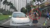 Cái kết cho nữ tài xế xe đi ngược chiều quyết đối đầu với người đi đúng luật