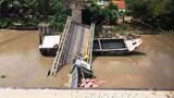 Yêu cầu tài xế xe tải gây sập cầu Tân Nghĩa và chủ hàng có mặt trong hôm nay để làm việc