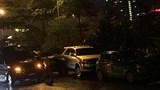 Hà Nội: Tai nạn liên hoàn lúc nửa đêm