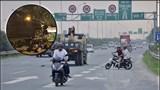 'Tháo khoán' xe máy vào Đại lộ Thăng Long và những cái chết thảm khốc chắc chắn diễn ra