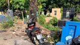 TP Hồ Chí Minh: Cảnh sát giao thông dò định vị tìm được xe trong nghĩa địa