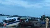 Ca nô du lịch tông trúng ghe gỗ khiến 3 người thương vong