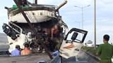 Danh tính 2 nạn nhân tử vong trong vụ tai nạn trên cầu Thanh Trì sáng nay