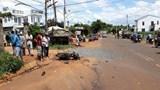 Đắk Lắk: Xe tải tông liên hoàn, 2 người thương vong, gần 600 hộ dân mất điện