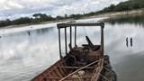 Kon Tum: Điều tra nguyên nhân vụ lật phà chở gỗ, 1 ngưởi tử vong trên sông Sê San