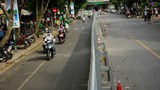 Rào cứng đường Trần Hưng Đạo, giao thông ổn định
