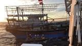 Vụ chìm tàu ở Hải Phòng: Thông tin mới nhất từ hiện trường