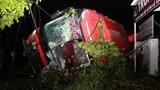 Xe khách bị tai nạn ở Đắk Lắk: Nhà xe Quốc Đạt chạy dù, sai hành trình