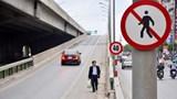 Người đi bộ đi vào cao tốc gây tai nạn có thể bị truy cứu trách nhiệm hình sự