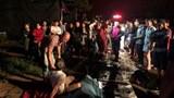 Đắk Lắk: Tài xế khai gì sau vụ lật xe khiến 1 người chết, 13 người bị thương?