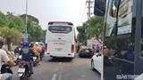"""Gia tăng nạn kẹt xe, Đà Nẵng tiếp tục """"siết"""" xe khách trên 30 chỗ"""