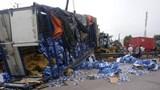 Từ tai nạn thảm khốc trên Quốc lộ 5: Khảo sát làm đường gom, xây cầu vượt