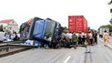Tạm giữ hình sự tài xế gây tai nạn thảm khốc trên Quốc lộ 5