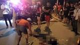 Hà Nội: Lao xe máy vào gốc cây ven đường, nam thanh niên tử vong tại chỗ