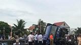 Khởi tố tài xế vụ tai nạn thảm khốc 5 người chết ở Hải Dương