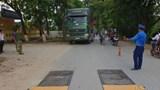 Hà Nội: Điểm danh hàng loạt doanh nghiệp vận tải bị xử lý do chở quá tải