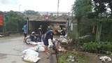 Cầu chui dân sinh số 3, Đại lộ Thăng Long: Thông xe trở lại sau bão số 3