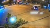 Xế hộp 'làm xiếc' trên phố Đà Nẵng, tài xế bị xử phạt 41,5 triệu đồng