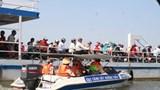 Hà Nội: Cấp bách đảm bảo ATGT đường thủy trong mùa mưa bão