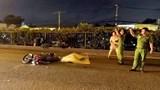 Va chạm liên tiếp với 2 xe tải, người đàn ông đi xe máy tử vong tại chỗ