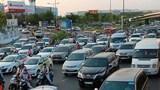 'Xây 34 trạm thu phí để kéo giảm kẹt xe'