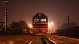 """Nỗi """"cô đơn"""" của đoàn tàu rời bến với vài hành khách"""
