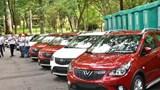 1.500 xe VinFast Fadil tham gia thị trường taxi công nghệ