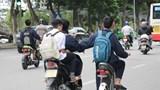 Không giao xe máy cho học sinh chưa đủ tuổi