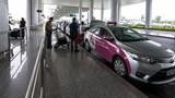 14 hãng taxi được phép hoạt động tại Nội Bài