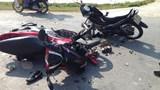Hà Nội: Tìm nhân chứng vụ tai nạn giao thông trên phố Lê Duẩn