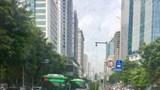 Xe buýt nhanh đi vào làn ô tô, ô tô lấn làn BRT vì tắc đường