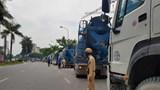 """Hà Nội: Dàn xe bê tông của Công ty Việt Đức, An Phúc, Minh Tâm """"náo loạn"""" đường Lê Đức Thọ"""