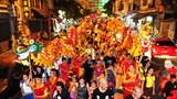 Hà Nội cấm xe nhiều tuyến phố cổ phục vụ lễ hội Trung thu