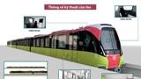 Vì sao tàu metro Nhổn - Ga Hà Nội chạy trung bình 35km/h?