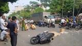 Hà Nội: Va chạm với xe bồn, người đàn ông tử vong tại chỗ