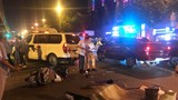 Hà Nội: Va chạm với xe ô tô 24 chỗ, một phụ nữ tử vong trên đường về quê